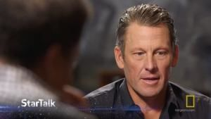 Lance Armstrong on Drugs in Cycling photo