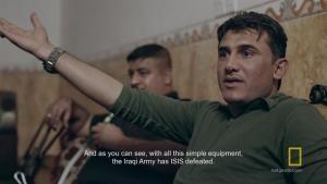 Iraqi Army Dinner photo