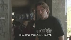 Vaccines in Nepal photo