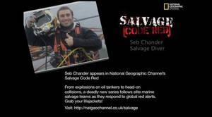 Nevarne službe: morski reševalni potapljač Fotografija