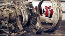 Egypt Air 990: 217 passagiers verdronken Programma