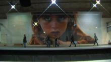 Montage de l'exposition Chemins parallèles Voir la fiche programme
