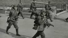 Luftwaffe bombardează tancurile franceze documentar