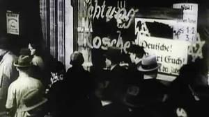 Hitler declară război evreilor imagine