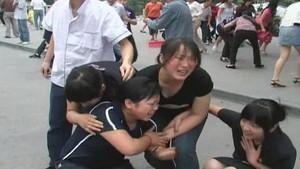 Séisme au Sichuan photo