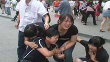 Séisme au Sichuan Voir la fiche programme