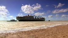 USS Savannah Voir la fiche programme