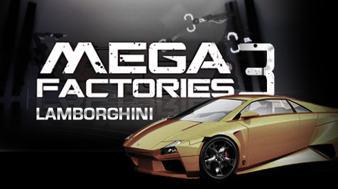 Mega Factories Lamborghini