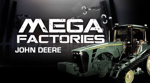 Mega Factory John Deere