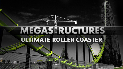 Mega Structures Roller Coaster