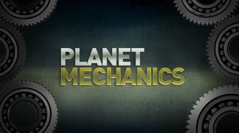 Planet Mechanics  Tree Powered Truck