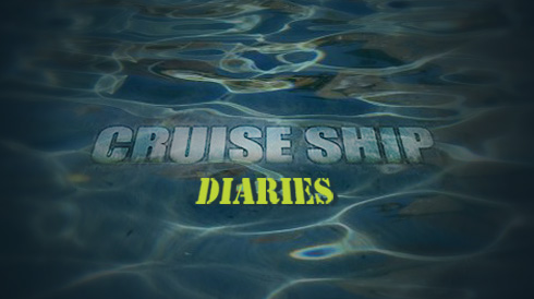 Mega Cruise Ship Diaries