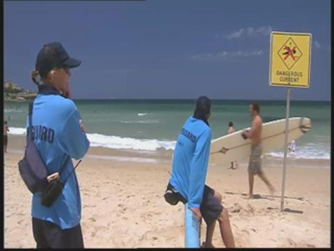 Bondi Beach Lifeguard Training