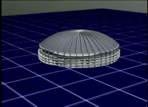 Demolishing the King Dome