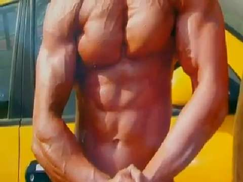 Body Building Baghdad