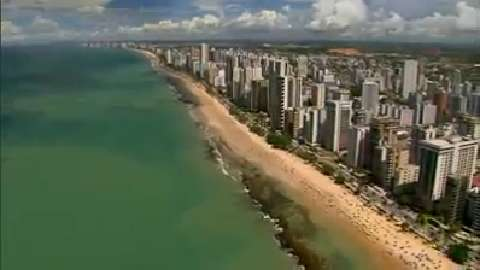 Outbreak of Shark Attacks at Popular Brazilian Beach