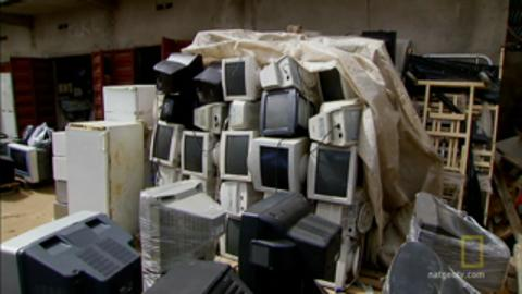 Africa&#039;s Biggest Recycled Electronic Market
